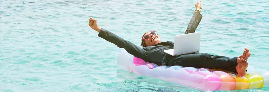 Keep your business afloat