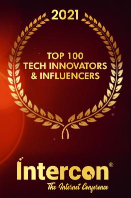 Geo-location based online shopping cart receives Intercon Awardees Top 100 Tech Innovators & Influencers_K. Ryan Hasse SalesStryke TrashBolt Software