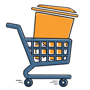 TrashBolt For Haulers Online Shopping Cart Service